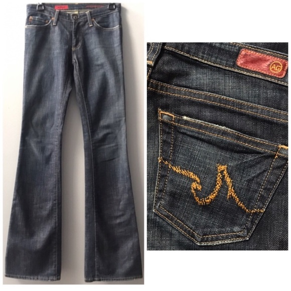 Ag Adriano Goldschmied Denim - AG Adriano Goldschmeid the ANGEL Distressed Jeans
